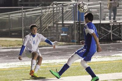 Lions face Texas High today in 4A area soccer playoff