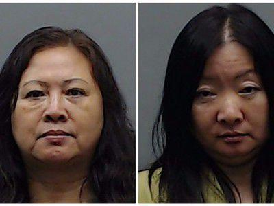 Two women arrested for prostitution
