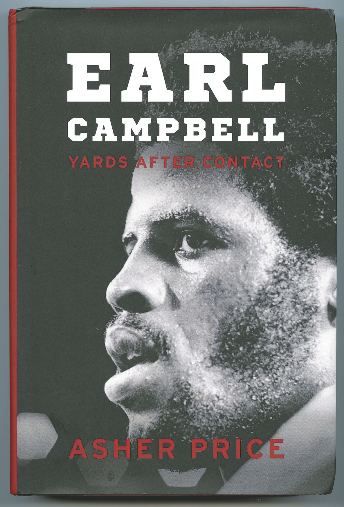Earl Campbell book