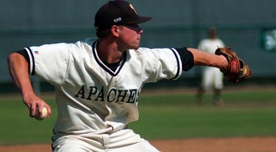 Apaches ousted from World Series