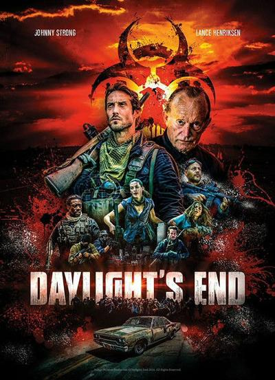 Creature extras needed for 'Daylight's End'