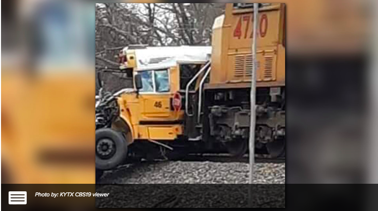 Update: Investigation continues into deadly train-bus wreck in