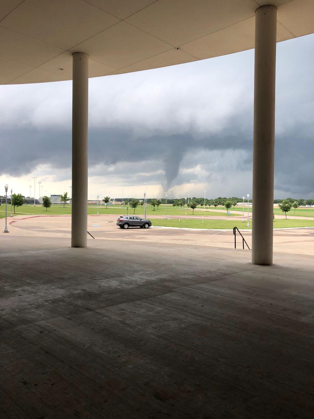 Second tornado photo