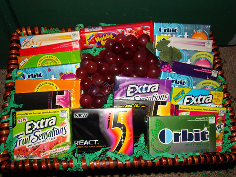 Chew on this: Gum loses its pop