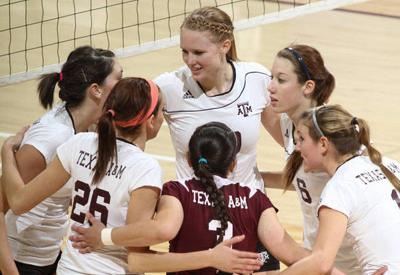 Making her mark: Kastmo and the Aggies at NCAA Tourney