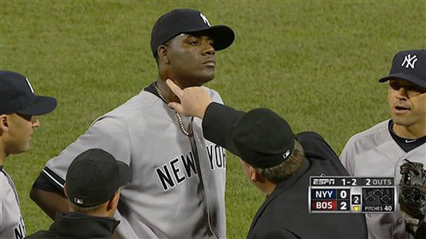 Pineda banned 10 games for pine tar, won't appeal