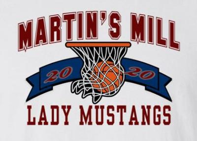Martin's Mill girls basketball