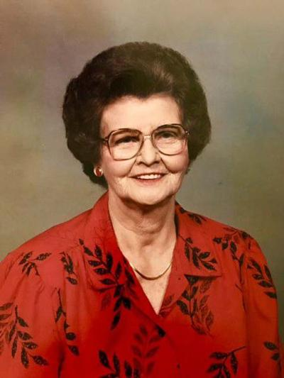 Bullard woman will celebrate her 100th birthday with her family on Sunday