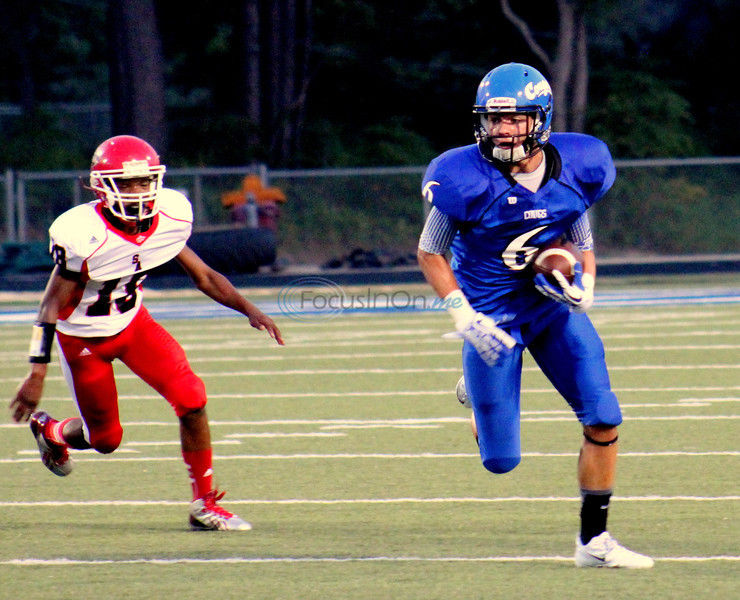Clayton rushes for 279 yards in Grace victory
