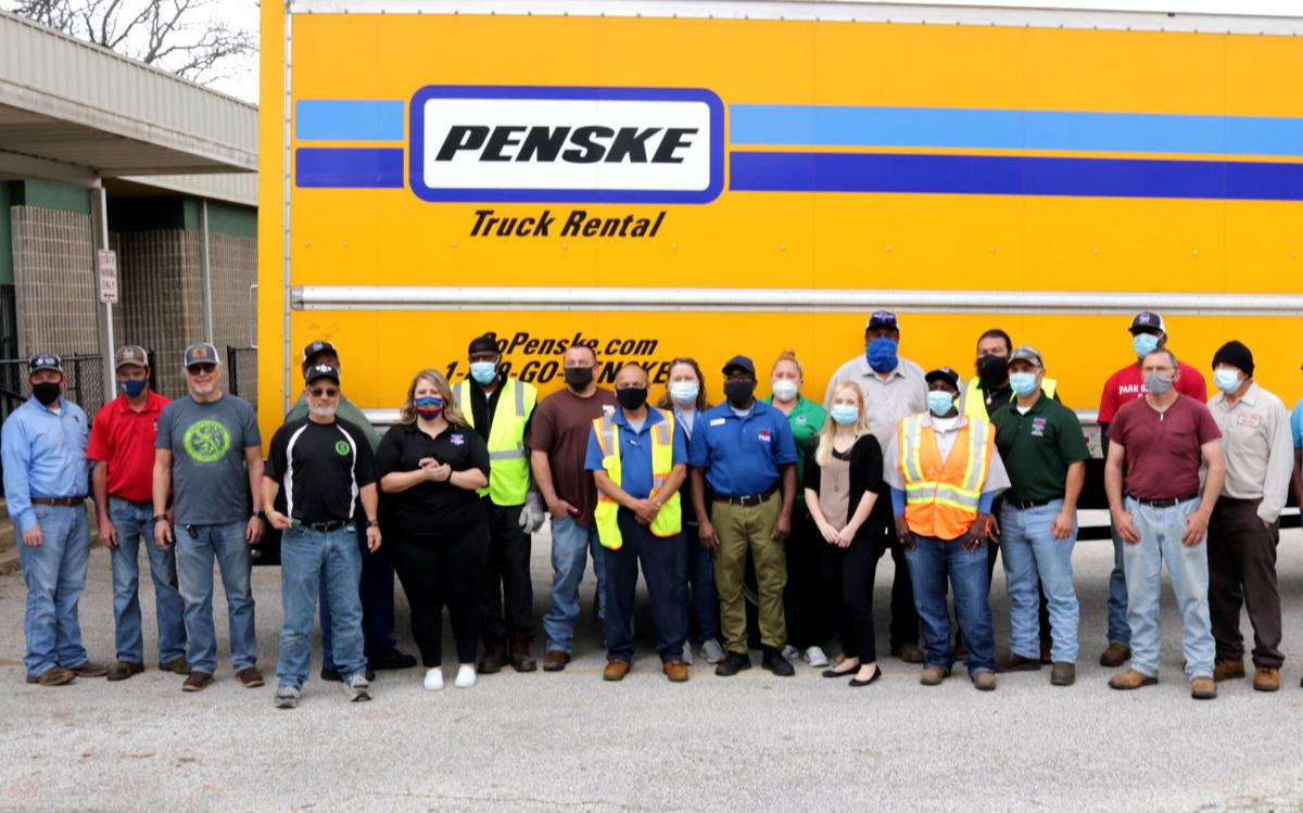 Men's ministry in Indiana donates supplies to Tyler