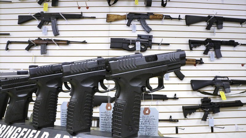 Supreme Court could to revisit gun rights