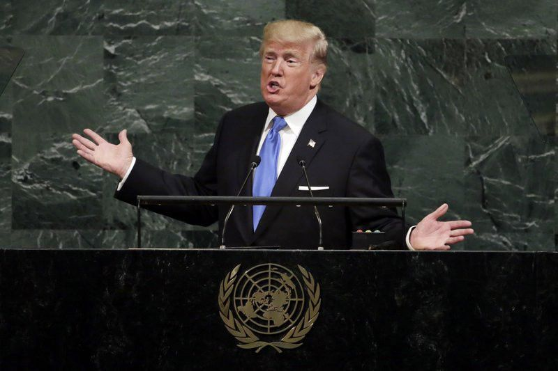 Editorial: Trump rejects Obama's fanciful globalism