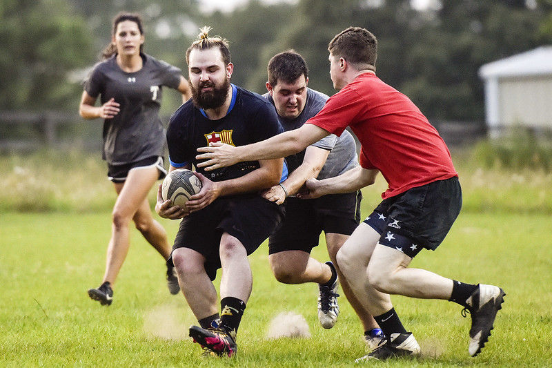 Rugby club begins to make its mark in East Texas