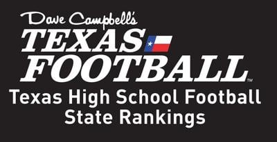 Texas Football Rankings