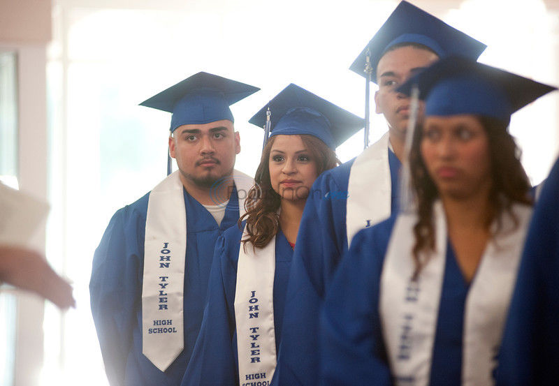 Determined to succeed: Tyler ISD holds summer graduation