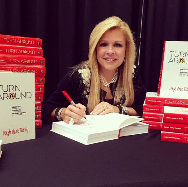 Leigh Anne Tuohy to speak at event honoring former Smith County Commissioner Bill Wallis