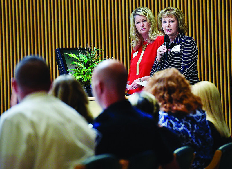 Community forum highlights issue of child sex trafficking in East Texas