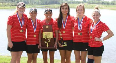 Lady Raiders run away with 11-5A title