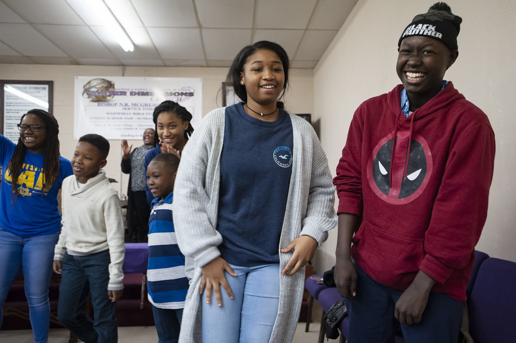 Tyler teen's fight with cancer inspires church, community
