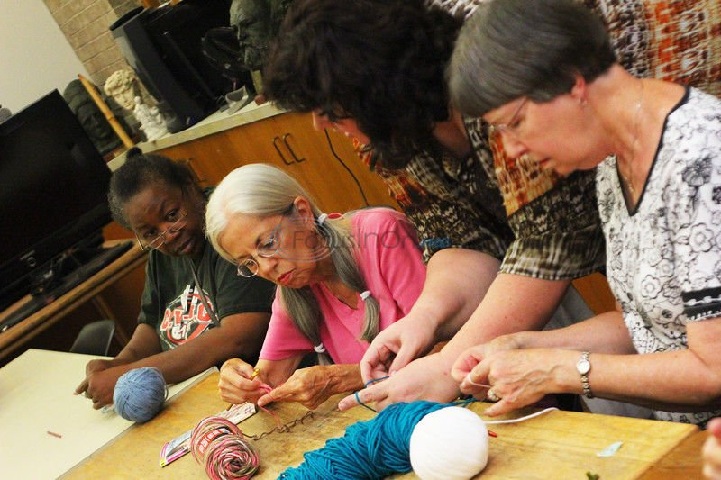 Tyler Public Library's weekly class has multi-generational appeal