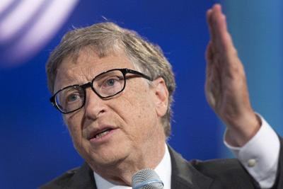 Bill Gates loses his faith in capitalism