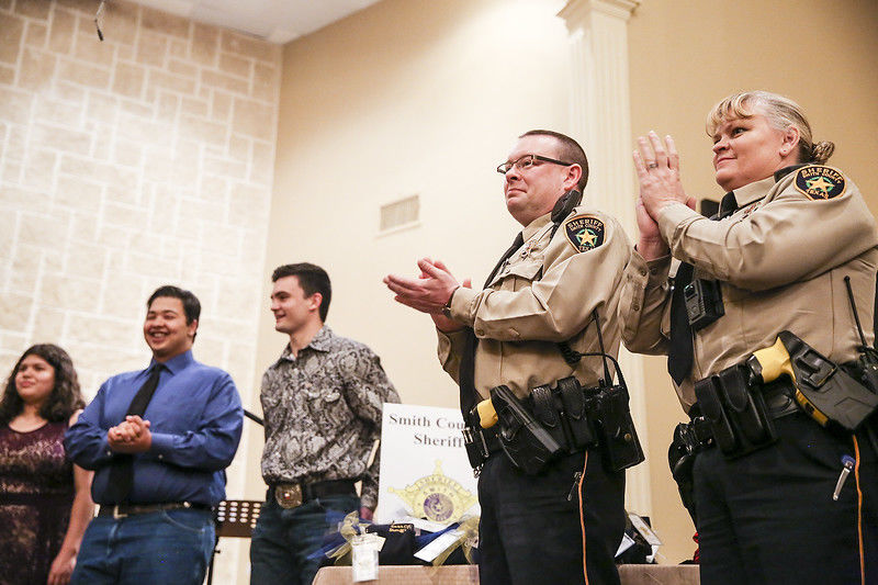 Smith County Sheriff's Office starts Explorer program; aims to help young people learn what it takes to work in law enforcement