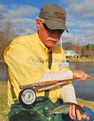TFFC to offer fly fishing classes in February