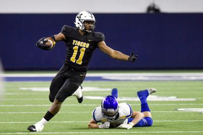 REMATCH FOR A RING Malakoff Looks To Avenge Loss To Grandview In