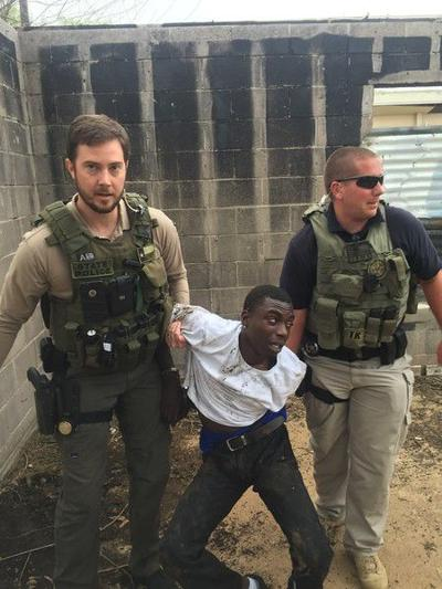 Fugitive captured in Tyler on Friday