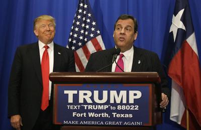 Trump rolls out powerhouse Christie endorsement