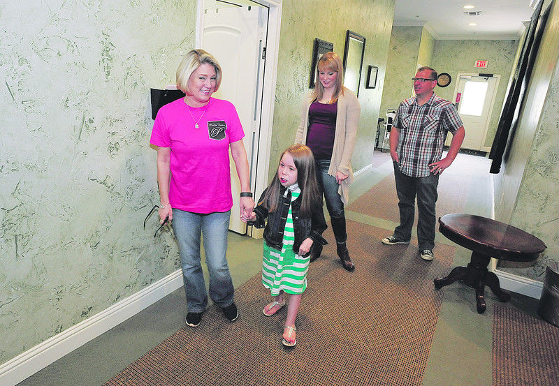 Kaylee Johnson inspires others through artwork, personal strength