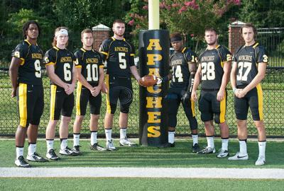Fresh Start: Apaches face steep learning curve with 68 freshmen
