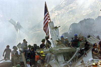 Let's also remember the unity we found after Sept. 11, 2001