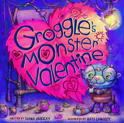 Books to read to your little loves this Valentine's Day