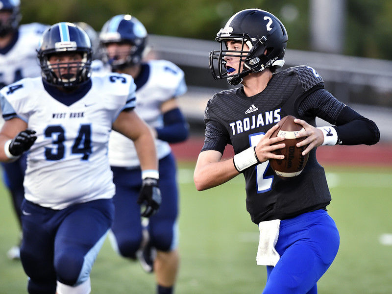 West Rusk stops All Saints