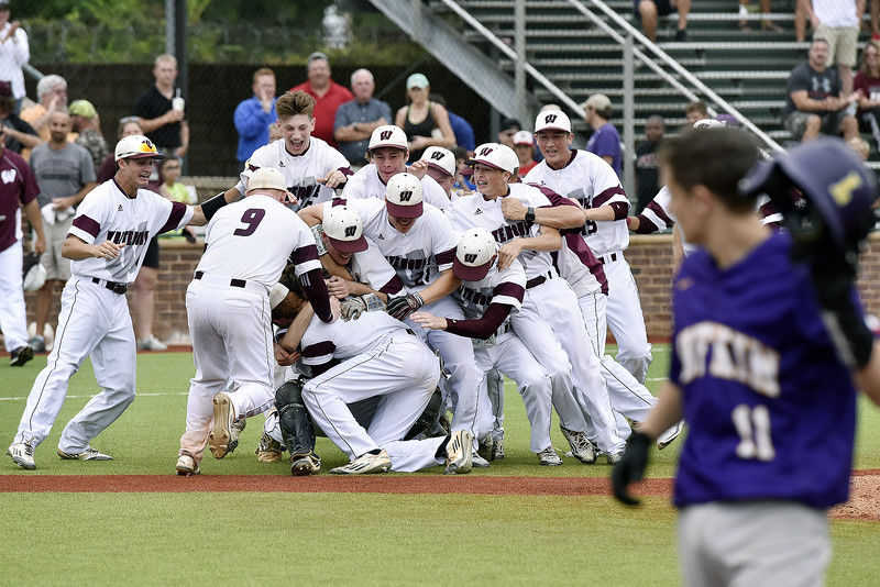 Whitehouse downs Lufkin to reach state baseball tournament