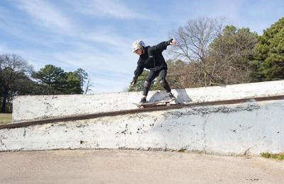 Whitehouse child, YouTube star SheSkates inspires skateboarders of all ages