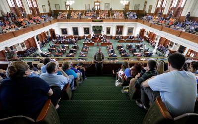 Texas Democrats question abortion restrictions