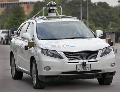 Google self-driving cars get a big Texas welcome