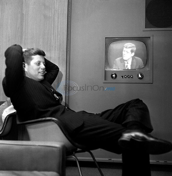 In life and especially in death, JFK changed TV