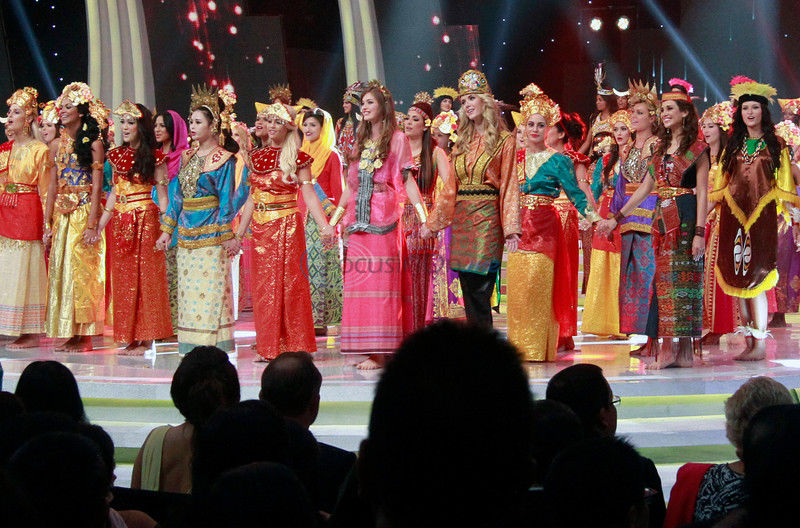 Miss World drama fueled by host country Indonesia