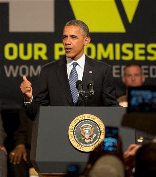 Obama: Progress made on disability claims backlog