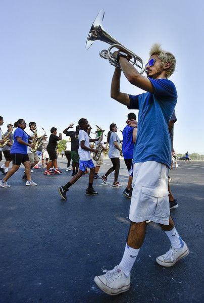 Photos: John Tyler High School marching band