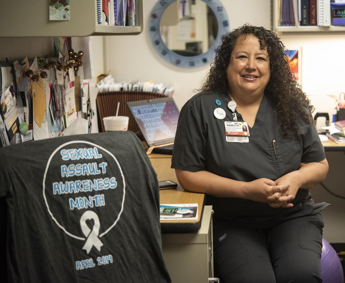 Forensic nurse sheds light on sexual assault examinations