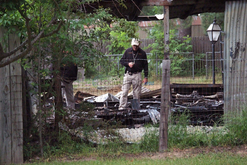 VIDEO ADDED: Fire death on CR 495 being investigated