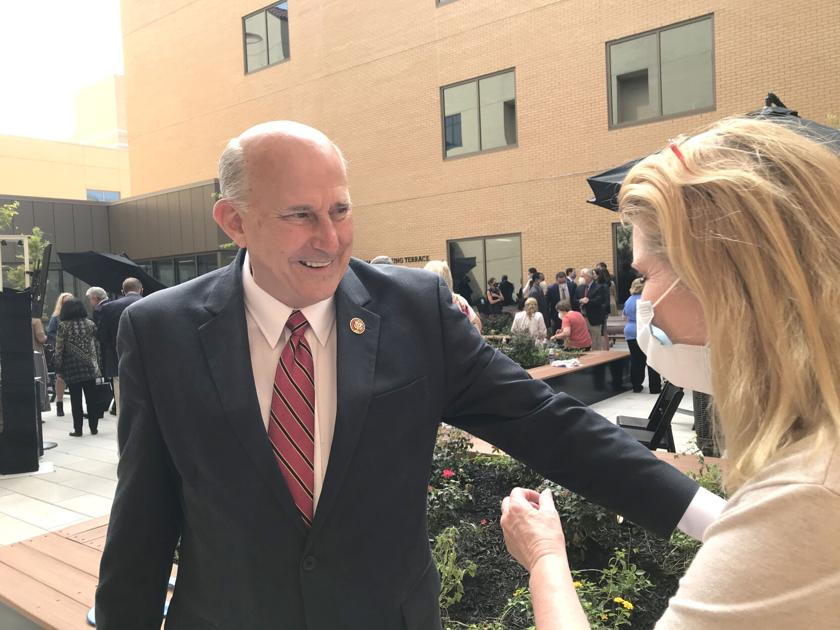 Gohmert talks COVID-19 recovery and updates on vaccines and cures