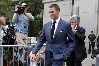 NFL asks court to restore Brady's 'Deflategate' suspension