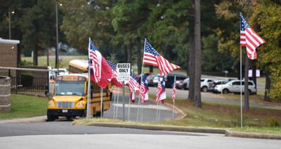 Rusk High School honors those who served with inaugural Veterans Day Program