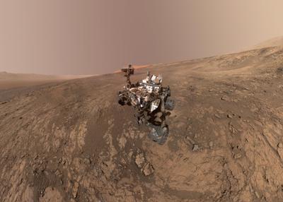Space Mars Life