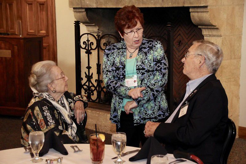 IN Focus: Military Officers Association of America Luncheon 03.15.17